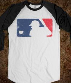 MLB LOVE vintage shirt