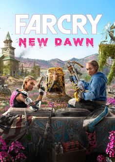 Far Cry: New Dawn rumors appeared yesterday. Ubisoft also leaked cover of the Game, after that which turned into real and meet the sequel Far Cry: New Dawn – Far Cry Far Cry 4, Far Cry Primal, Battlefield 1, Crash Bandicoot, God Of War, Xbox One, Instant Gaming, Zone Telechargement, Apocalypse