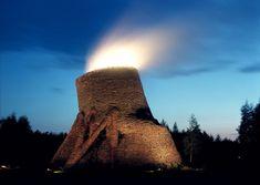 Hyperboloid / Volcano (2009). Image Courtesy of Nikolay Polissky
