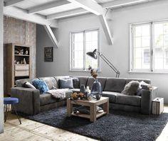 Model Dimo is een eigentijdse bank die in elke huiskamer past, te verkrijgen als hoekcombinatie of als 3 zits + 2 zits.