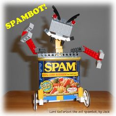 Lord Nefarious, the evil email harvester SPAMBOT! Use this Unicode converter to hide your email addresses. Web Bot, Your Email, Harvester, Spam, Email Address, Email Marketing, Web Design, Lord, Social Media