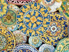 Caltagirone, the colorful capital of ceramics