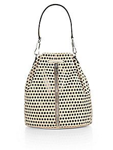 465e1c0f598b 15 Bags For Your Shopping Bucket List - Elizabeth and James Polka Dot Sling  Backpack