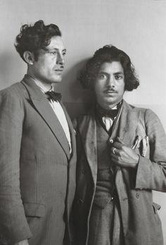 August Sander (1876-1964), Zigeuner (trad. Française : Gitans), circa 1930