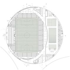 Sports Complex and Urban Re-design (5)