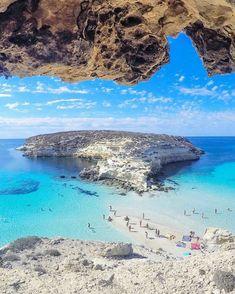 Isola dei Conigli - Lampedusa - Italy #visitingitaly