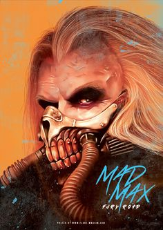 Flore Maquin - Fury Road