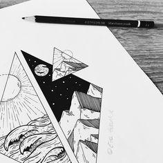 Latest commission! #illustrator #illustration #design #sketch #artwork #artist #instaart #artistic # - eva.svartur