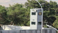 Diyarbakır'a zırhlı kuleler