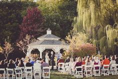 Wedding at the Kelly Gallery in Overland Park, KS. www.thekellygallery.com #outdoorweddingvenue #weddings #KansasCityWedding #bestweddingvenueinKansasCity #KCweddings #gazebo #fallwedding #weddingphotography #overlandpark #kansascityweddingphotography