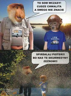 Polish Memes, Best Memes, Lol, Humor, Funny, Beautiful, Humour, Moon Moon, Comedy