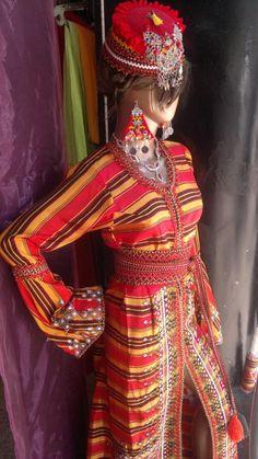 Caftan kabyle