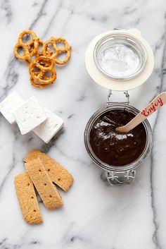 Chocolate Hazelnut Spread {DIY Nutella}