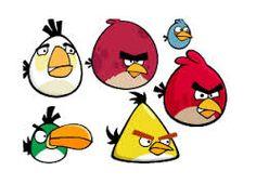 Resultado de imagem para angry birds invitations free template