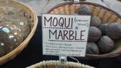 Moqui marble