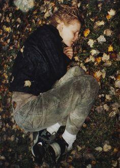 Kirsten Owen by Jurgen Teller for Joe's #2 November 1998