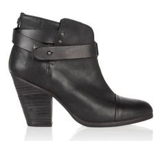 The harrow boots from Rag and Bone - the best ankle boot EVER!