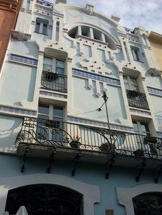 #artnouveau #modernisme #architecture #Granollers