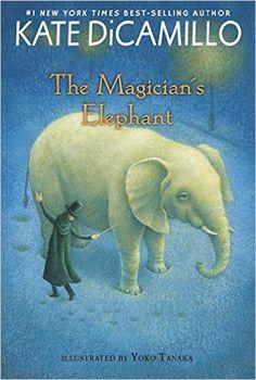 The Magician's Elephant: Kate DiCamillo, Yoko Tanaka: 9780763680886: Amazon.com: Books