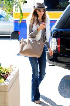 Alessandra Ambrosio Style! - fashionDrip