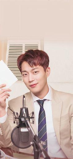 Asian Actors, Korean Actors, Kdrama, Radios, Yoon Doo Joon, Light Highlights, Yoseob, Kpop Guys, Cube Entertainment