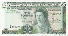 5 Pounds 1988 (Elizabeth II)