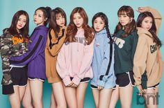 DREAMCATCHER for BNT - SuA + Handong + Siyeon + JiU + Gahyeon + Yoohyeon + Dami