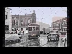 The Labour Day weekend this March in Victoria marks fifty years since the closure of the Footscray Local Tramways. Here is a collection of then and now photo. Melbourne Tram, Weekly Budget, Then And Now Photos, Australian Continent, Melbourne Victoria, Largest Countries, Small Island, Tasmania, Historical Photos