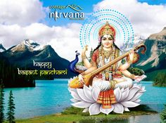 Happy Basant Panchmi Hd P Os Free Download P Os For Facebook Indian Festivals Wallpaper