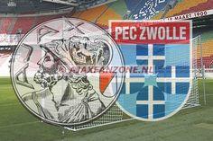 Gametalk Ajax – PEC Zwolle: Volg de wedstrijd via ons Twitter account en/of praat mee en win!