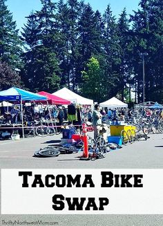 Tacoma Bike Swap – Saturday April 29th, 2017 – Sell a Bike or Buy a Bike at Reduced Prices!