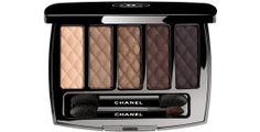 Les Ombres Matelassées de Chanel http://www.vogue.fr/beaute/shopping/diaporama/allure-festive/16769/image/892329