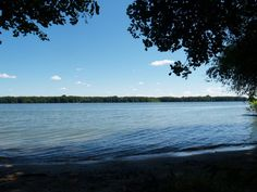 Camping with Central Illinois Ditch Riders at Clinton Lake, Illinois