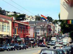 Castro. San Francisco.