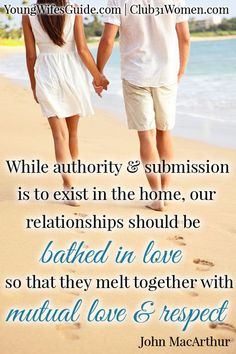 Our relationships should be bathed in love so that they melt together
