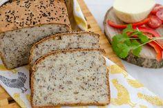 Chleb wieloziarnisty II   Sprawdzona Kuchnia Banana Bread, Desserts, Food, Tailgate Desserts, Deserts, Essen, Postres, Meals, Dessert