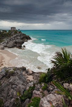 Tulum, Mexico/ I have this exact picture hanging in my bedroom.  It's so surreal Simply gorgeous . Mexico is one of mine & Sunnys fav destinations . Can't believe I took the same pic almost 6 years ago lol