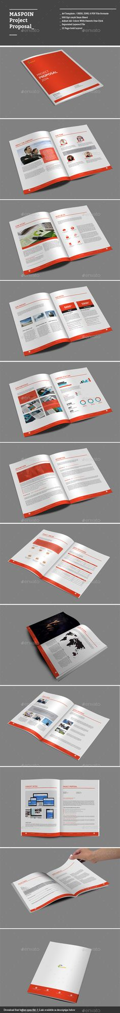 DesignsMill Complete Proposal Bundle Proposals, Proposal - download business proposal template