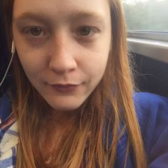 ON THE WAY TO ONE DIRECTION! #fun #train #underground #amazing #memorise #me #selfie #loved #happy #london #travel #1D #one #direction #type #1 #diabetic by beccaginge_