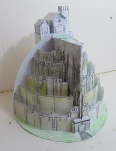 a paper castle with template plus lots of activities on the medieval period