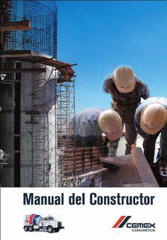 Un buen manual practico para ingnieros y arquitectos, asi como tecnicos en construccion