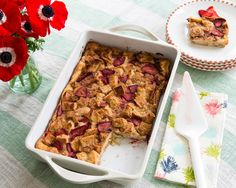 Baked French Toast with Strawberries by Giada De Laurentiis | GiadaWeekly.com