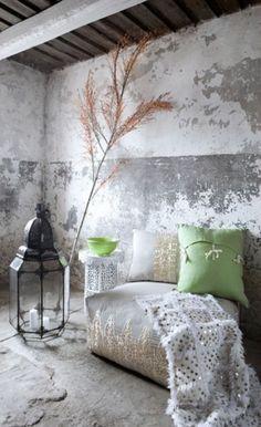 Les couleurs pastels dans la décoration ethnique, suite... | Bharata Design