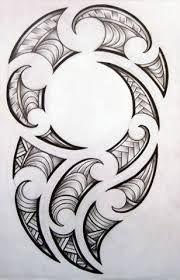 [fineliner + pencil - August Maori-inspired design for my brother's tattoo. Maori design for my brother Maori Tattoos, Maori Tattoo Frau, Ta Moko Tattoo, Filipino Tattoos, Samoan Tattoo, Body Art Tattoos, Sleeve Tattoos, Borneo Tattoos, Thai Tattoo