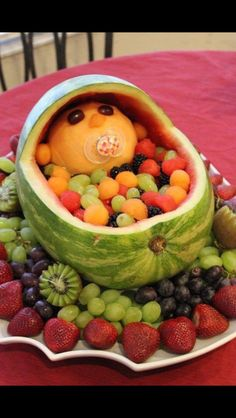 Cute fruit idea