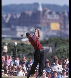 Tiger Woods wins the 2000 British Open at the Old Course at St. Andrews | GOLF.com
