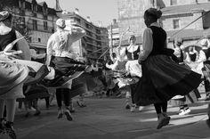 Basque traditional dancers | par aitziberbr