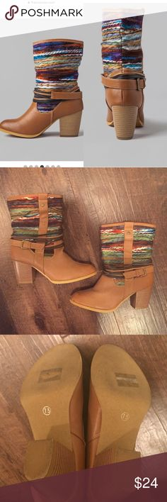 Francesca's Coachella boots size 7.5 Worn once!! In perfect condition! Very popular Coachella boots from Francesca's. Size 7.5 Francesca's Collections Shoes Ankle Boots & Booties