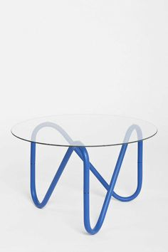 Assembly Home Paperclip Table - Paint + Add a wood top