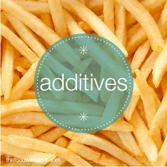 food additive information and tips including lists of food additives to avoid #foodadditives thefoodwerewolf.com Food Lists, Tips